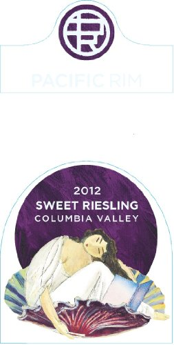 2012 Pacific Rim Columbia Valley Sweet Riesling 750 Ml