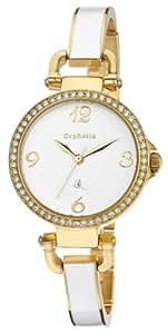 Orphelia Damen-Armbanduhr XS Analog Quarz Edelstahl OR53470218