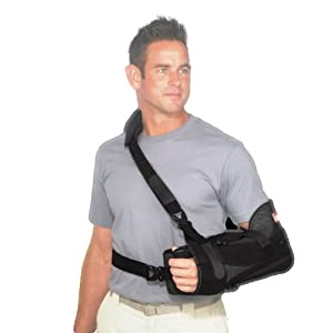 Bledsoe Arc 2.0 Shoulder Brace with Pillow by Bledsoe