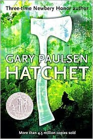 Hatchet (Brian's Saga Series #1) by Gary Paulsen (Book)
