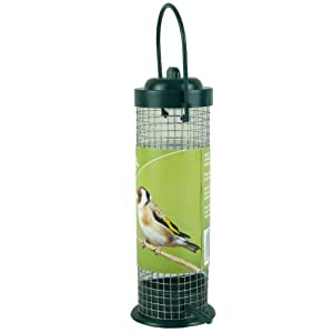 Wild Bird Nut Feeder with Integral Hanging Handles (Pack of 1)