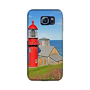 "StyleO ""SAMSUNG GALAXY S6 EDGE"" Designer Back Cover"