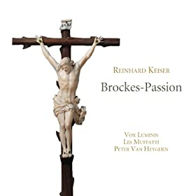"The Brockes-Passion: 87. Recitativo. ""Drauf neiget er sein Haupt"" (Evangelist)"