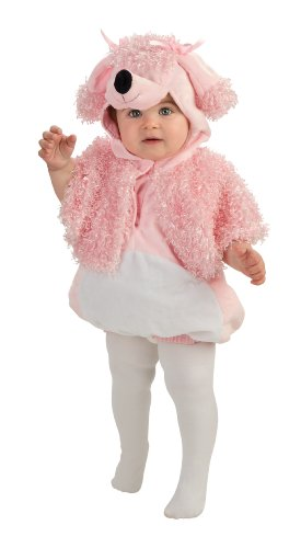 Rubie's Deluxe Baby Poodle Woodle Costume