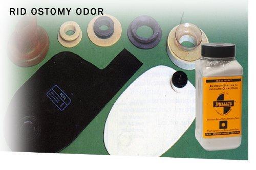Smelleze Ostomy Bag Deodorizer Granules: 45 lb.