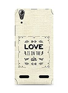Amez Love is in the Air Back Cover For Lenovo A6000
