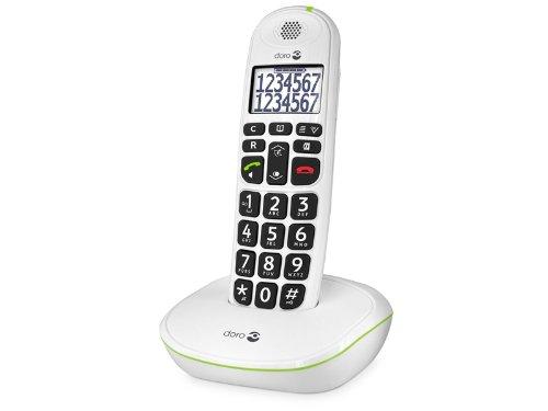 Doro PhoneEasy 110 weiß (Eco Modus) image