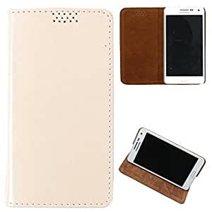 For LG Magna - DooDa Quality PU Leather Flip Case Cover With Smooth inner Velvet To Keep Screen Scratch-Free