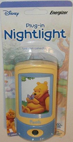 Disney Pooh Night Light front-593436
