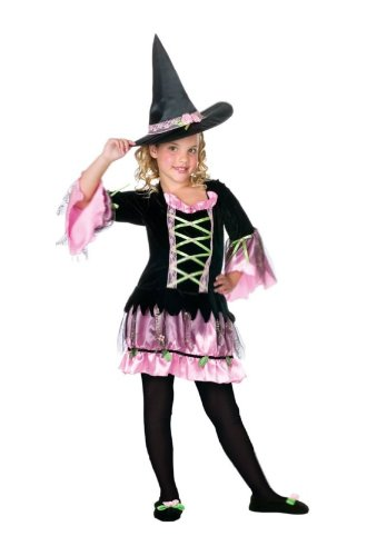 Blossom Witch Costume - Child Costume