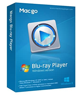 Macgo Windows Blu-ray Player [Download]