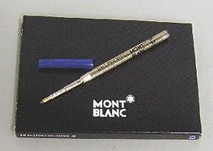Kugelschreibermine B schwarz