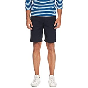 Save Khaki Men's Bermuda Short SK926-US Navy SZ 32