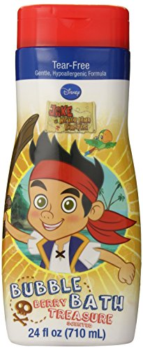 Disney Jake & The Neverland Pirates Bubble Bath, 24 Ounce
