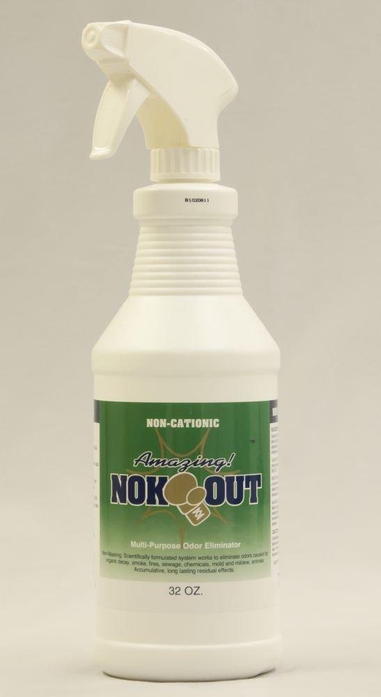 Amazon.com: Nok-Out Odor Eliminator, 32 Oz Trigger Spray, Multi ...