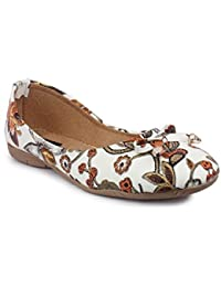 Moonwalk Stylish Floral Bellies