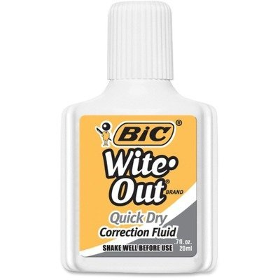 wite-out-quick-dry-correction-fluid-20-ml-bottle-white-12-pack-by-bic-catalog-category-paper-pens-de