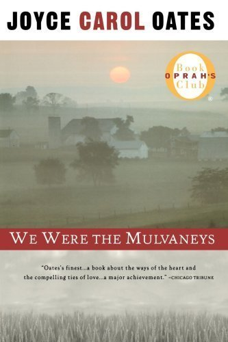 an analysis of we were the mulvaneys by joyce carol oates George yacoub mrs woods 3 rd ap literature 11/6/2016 we were the mulvaneys timed writing this passage from we were the mulvaneys by joyce carol oates.