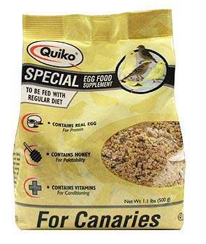 Image of 1 PK Quiko Special Egg Food Canaries (B00943UD0Q)