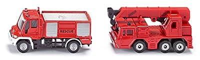 Siku 1661 - Feuerwehr Set