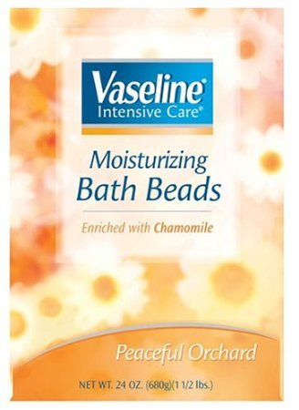 Vaseline Intensive Care Moisturizing Bath Beads