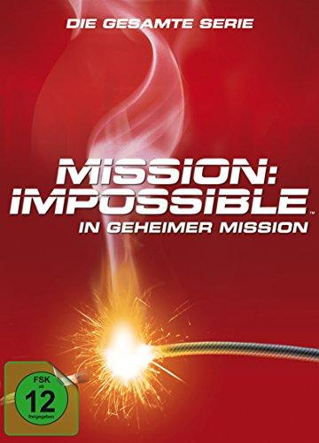 Mission: Impossible - In geheimer Mission - Die gesamte Serie [12 DVDs]