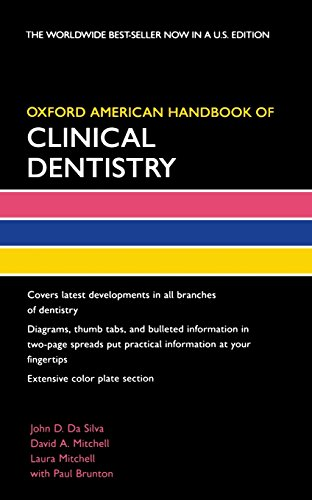 Oxford American Handbook of Clinical Dentistry (Oxford American Handbooks of Medicine)