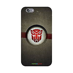 HomeSoGood The Auto-bots Symbol Multicolor Case For iPhone 6 (Back Cover)