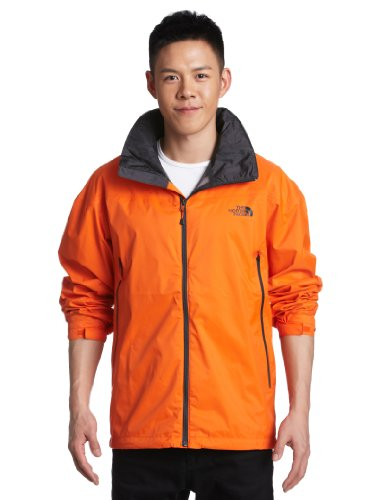 The North Face Mens Potent Jacket - Monarch Orange Small