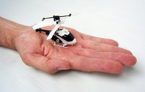 Nano-Falcon competitior: Micro 3-Ch Helicopter