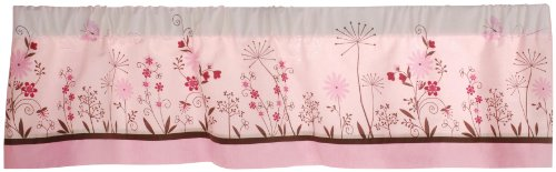 Kids Line Butterfly Meadow Organic Valance (Discontinued by Manufacturer)