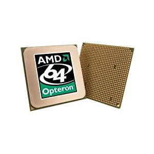 AMD Opteron Dual-core 2214 2.20GHz - Procesador (AMD Opteron, 2,2 GHz, 1000 MHz, 95W, 1.30/1.35V, 72 °C)