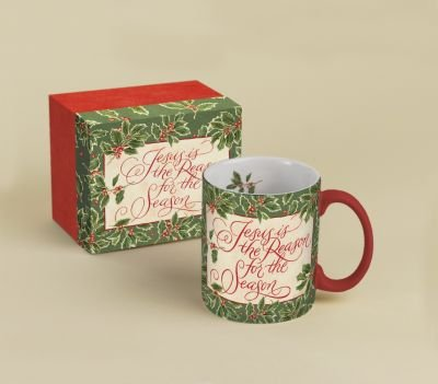 Lang Reason For The Season Mug, 14-Ounce