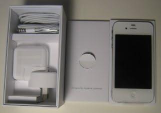 iPhone 4S 海外正規SIMフリー64GB ホワイト