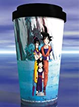 Dragon Ball Z Tumbler