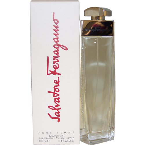 Salvatore Ferragamo By Salvatore Ferragamo For Women. Eau De Parfum Spray 3.4 Ounces