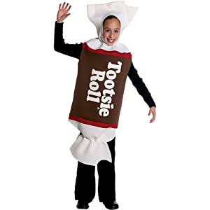 Tootsie Roll Costume - One Size
