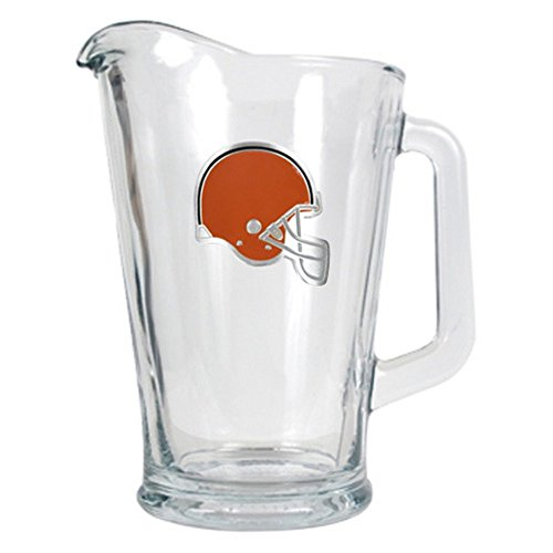 Nfl Cleveland Browns 60-Ounce Glass Pitcher - Primary Logo