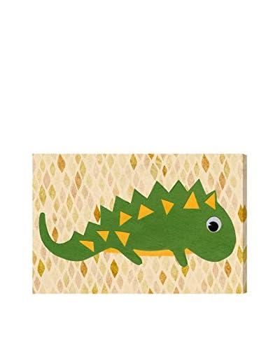 Olivia's Easel Kids' I for Iguana Canvas Art, Multi, 16 x 24