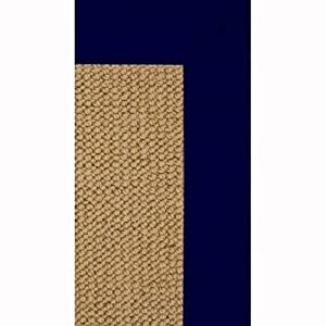 Coral Chenille Border Sisal Rug: 3 Colors Available   Shop home
