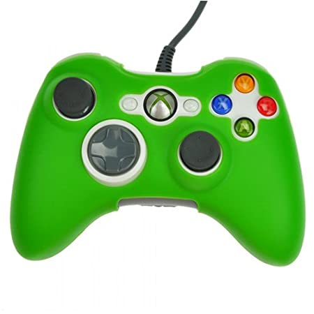 HDE® Silicone Skin fits Xbox 360 Controller - Green