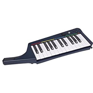 Rock Band 3 Wireless Keyboard