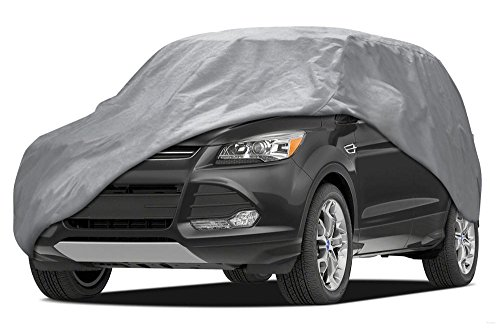 Motor Trend All Weather Waterproof Premium Van & SUV Cover UV Protection Up to 185