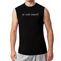 Idakoos - Got Secular Humanism? - Religions - Raglan Sleeveless T-Shirt