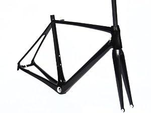 Full Carbon UD Road Bike Frameset : 54cm Frame Fork