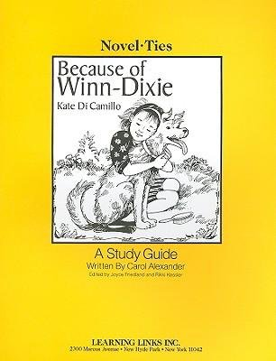 because-of-winn-dixie-author-carol-alexander-published-on-july-2003