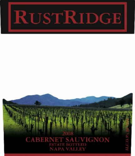 2008 Rustridge Cabernet Sauvignon, Napa Valley 750 Ml