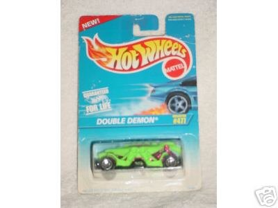 Hot Wheels 1995 Double Demon #477