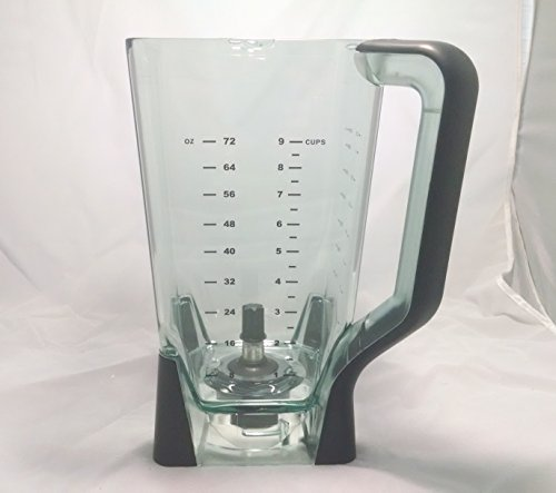 Ninja 72 Oz pitcher for BL770, BL771 and BL780 blenders (Ninja Nj600 Replacement Lid compare prices)