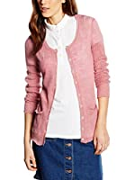 Fred Perry Chaqueta Punto (Rosa)